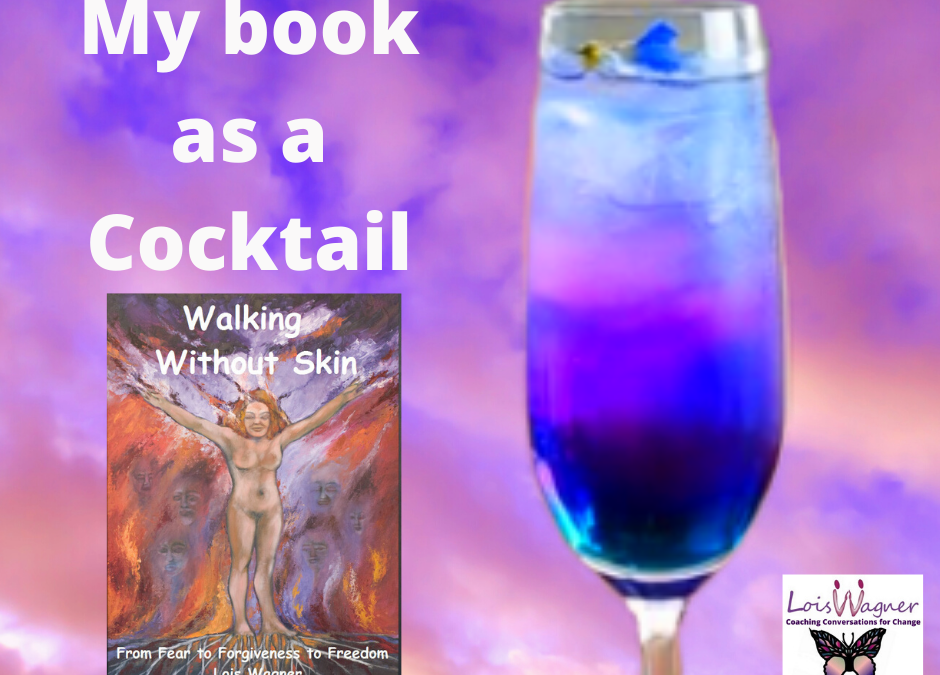 My Book as a Cocktail