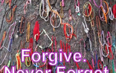 Forgiveness is the Best Medicine